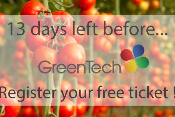 Greentech event ad