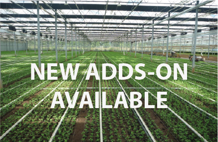 New adds on avaibable on hortinergy