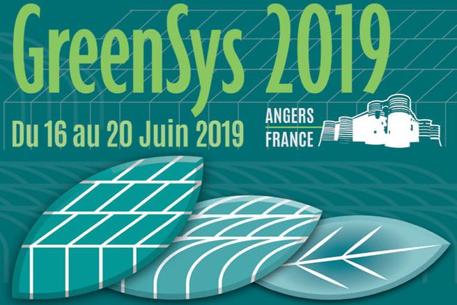Greensys 2019